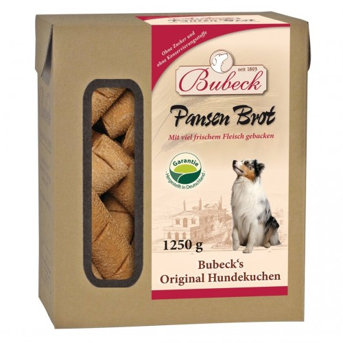 BUBECK Pansen Brot 1,25kg