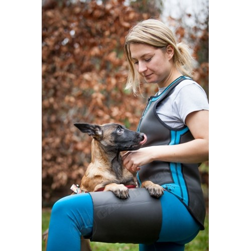 Dogfrisbee bandáž na stehno