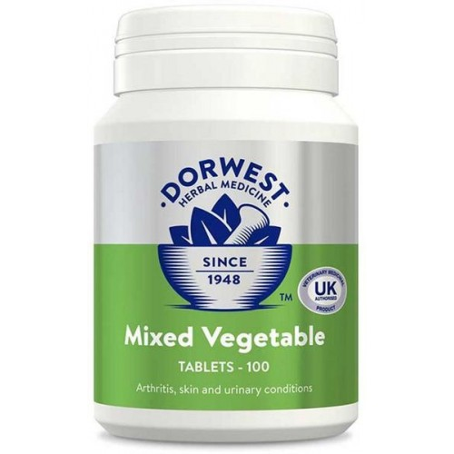 Zeleninové tablety 100tlb
