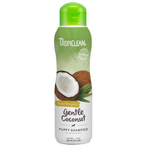 Tropiclean Hypoalergénny prírodný šampón 355ml