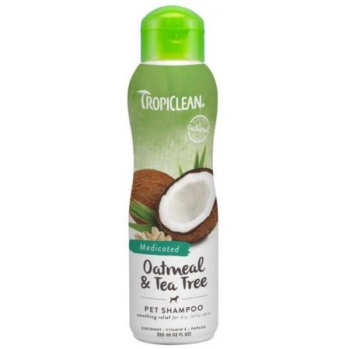 Tropiclean šampón pre bielu srsť 355 ml