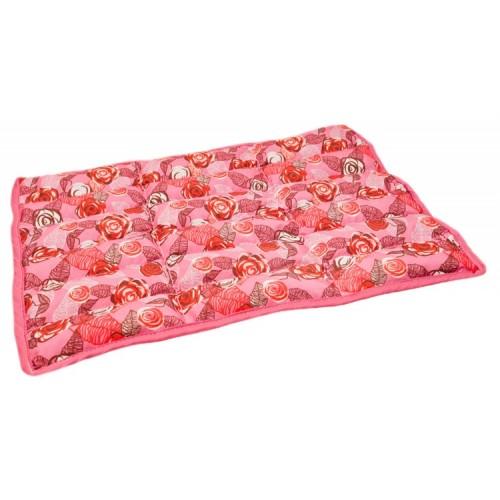 Chladiaca podložka ružová S