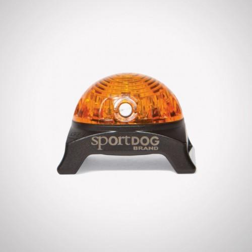 EXTRÉMNE ODOLNÉ Svetlo na obojok SportDOG oranžové