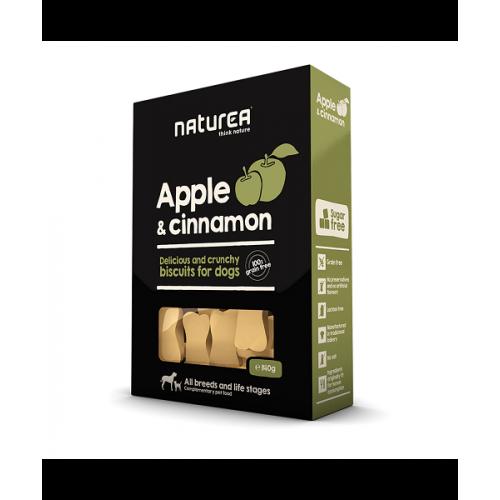 Keksíky jablko a škorica
