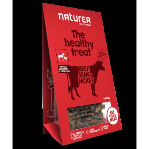 Naturea Treat - Hovädzie kúsky