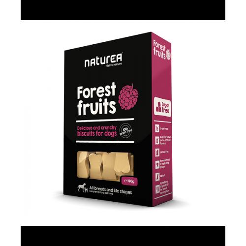 Keksíky lesné ovocie