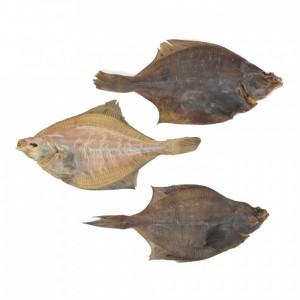 Sušená ryba Platýs celý 200g