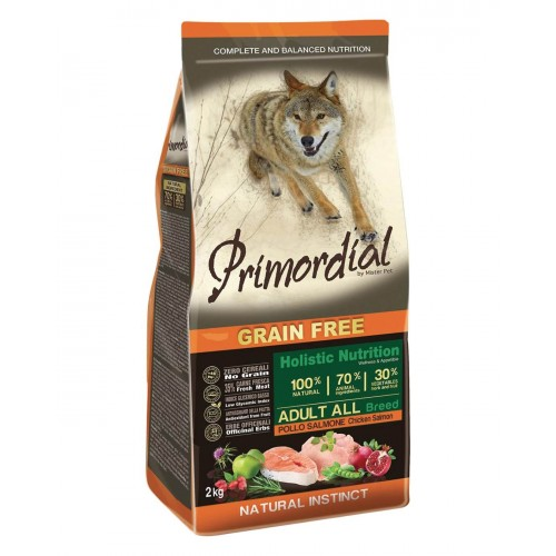 Primordial Adult Chicken & Salmon