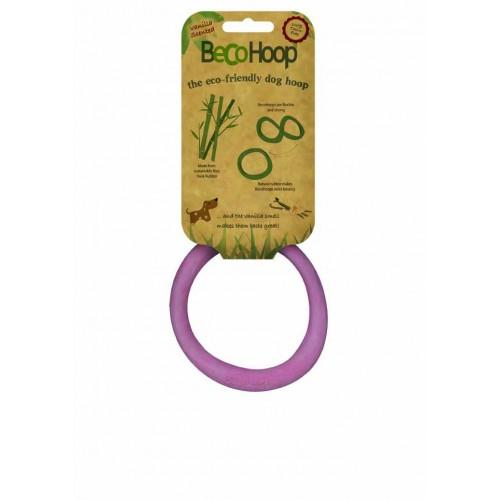 Krúžok BecoHoop ružový S