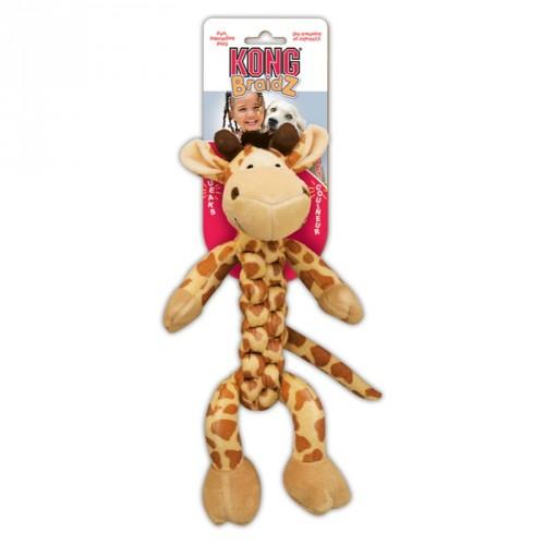 KONG BraidZ Žirafa