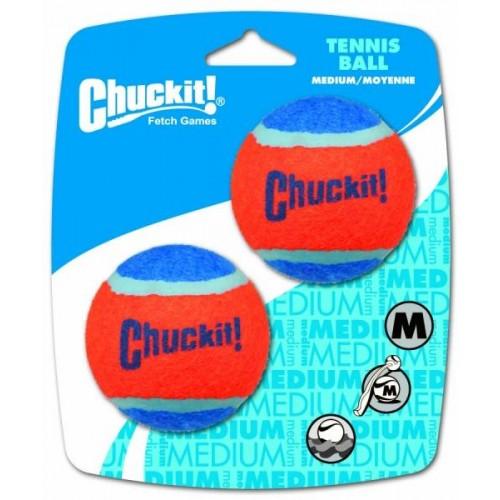 Chuck it! tenisové loptičky Medium