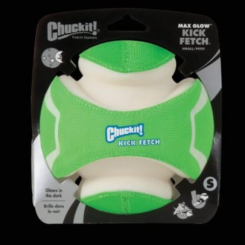 Chuckit! Kick Fetch Max Glow Small