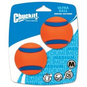 Chuckit! Ultra Ball Medium 2pack loptičky
