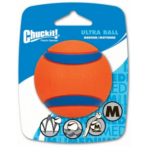 Chuck it! Ultra Ball Medium loptička
