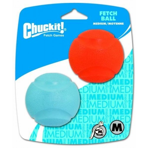 Chuck it! loptičky Fetch Medium