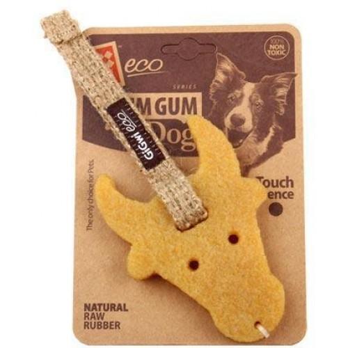 GiGwi GumGum ekologická kravička L