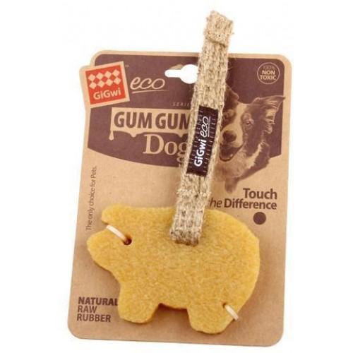 GiGwi GumGum ekologické prasiatko S