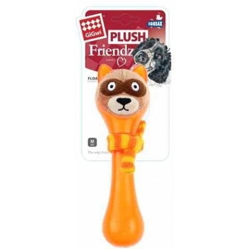 GiGwi medvedík čistotný oranžový