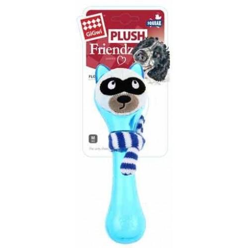 GiGwi medvedík čistotný modrý