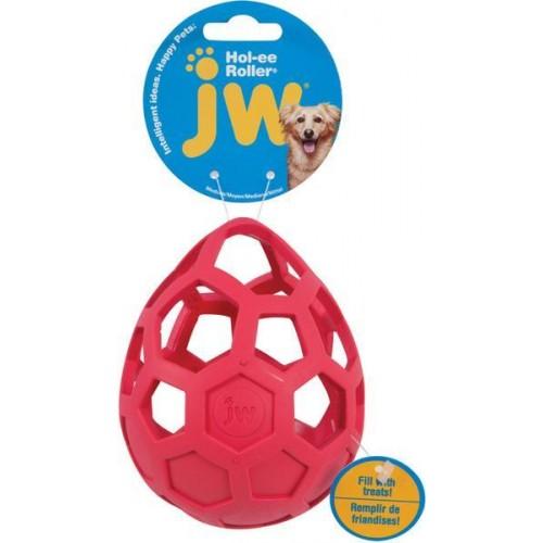 JW Hol-EE Dierovaná hojdajúca loptička Wobbler