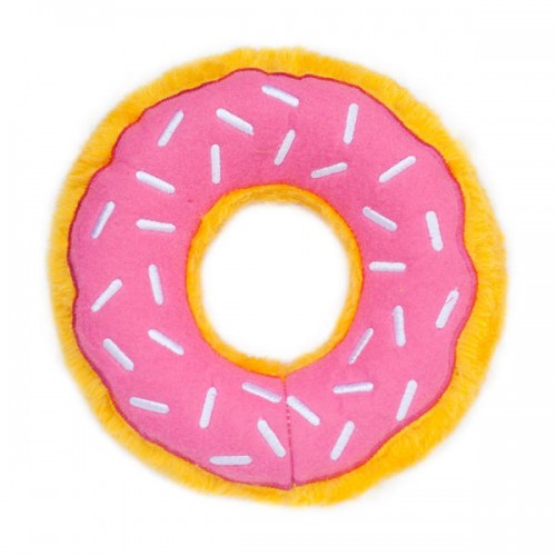 Donut jahodový