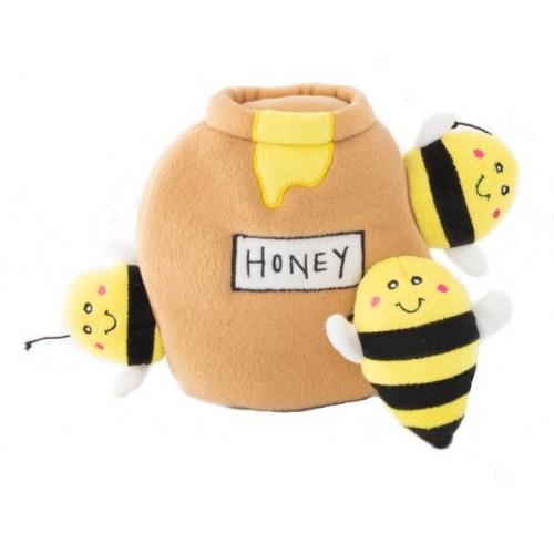 Včielky v mede