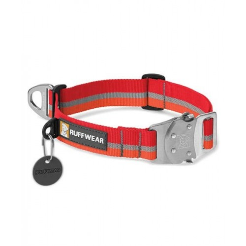 Obojok Ruffwear Top Rope™ kokanee red