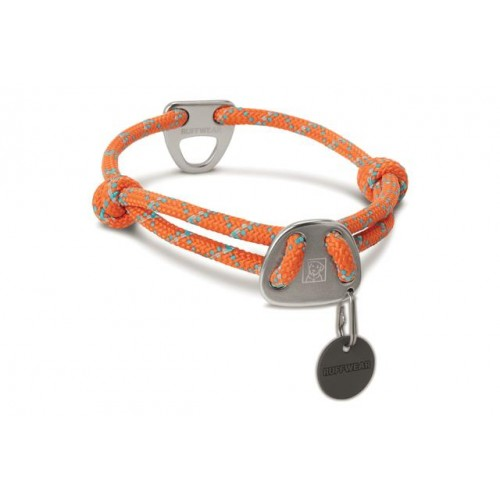 Obojok Ruffwear Knot-a-Collar™ pumpin orange
