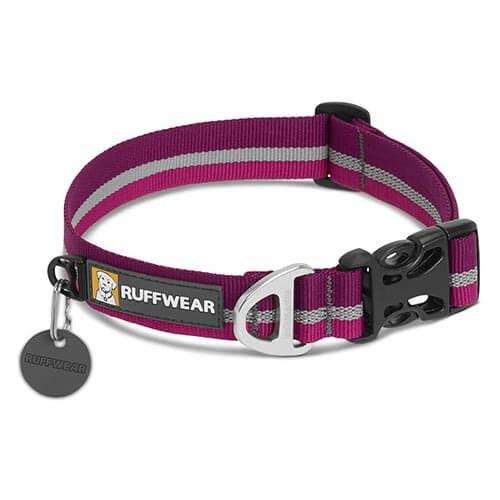 Obojok Ruffwear Crag Collar™ purple dusk