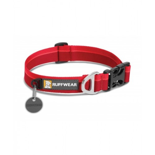 Obojok Ruffwear Hoopie™ red currant