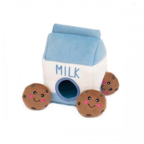 Sušienky s mliekom