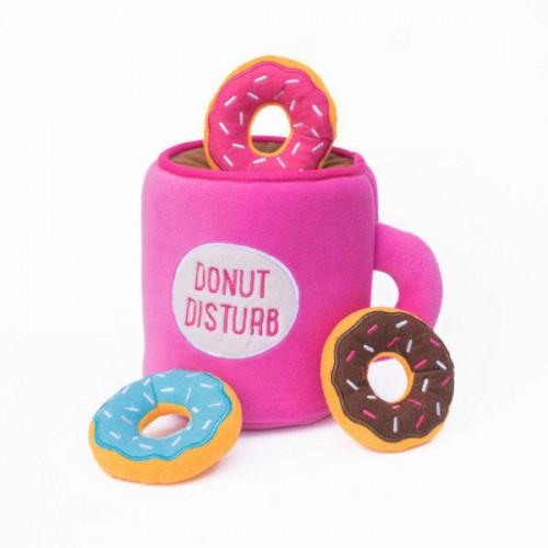 Donuty s hrnčekom